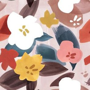 Large Spring Floral