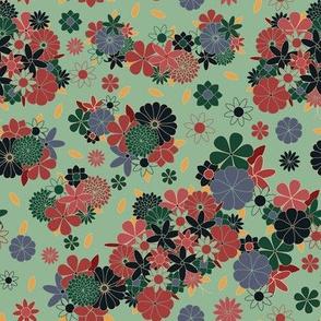 Flowers Abound 98sp