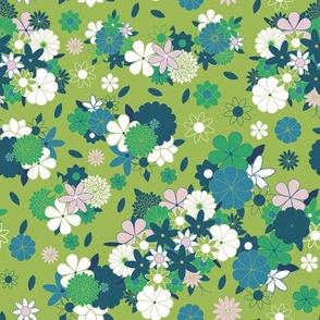 Flowers Abound 133s