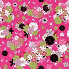 Flowers Abound 142sp