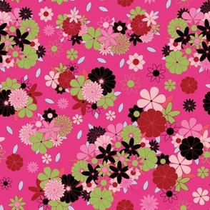 Flowers Abound 143sp
