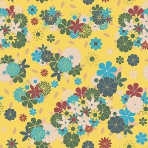 Flowers Abound 153sp