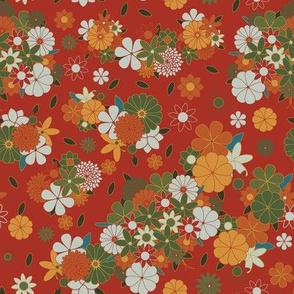 Flowers Abound 157sp