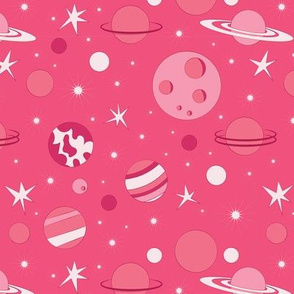 alien life_planets_pink