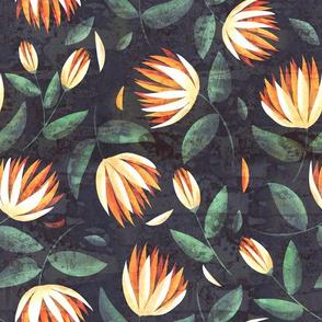 Flora - Midnight texture