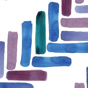 blue herringbone tr