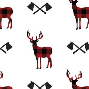 rot deer