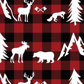 woodland animals II