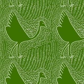 Pajaro - Verde