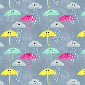 Umbrella's Day Out