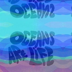 Oceans are Life #1