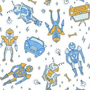 Robots - Transformers