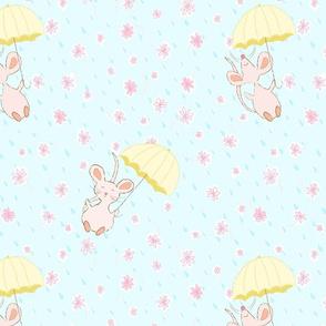 Umbrella Mice