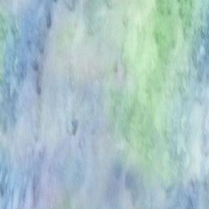 Rainy Salt Texture Blue Green Pink