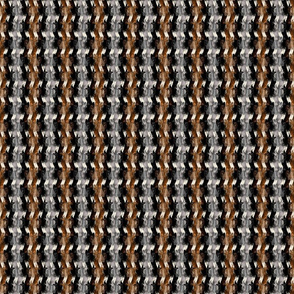 Arabian Collection- Rearing Stripes - Cream