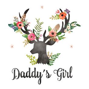 "54""x72"" Daddy's Girl"