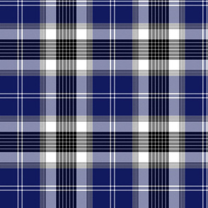 Unidentified tartan from Kilbarchan c. 1899, 10""