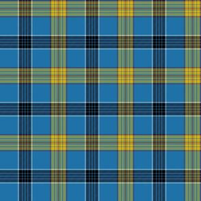 """Laing tartan, c. 1770, 6"""""""