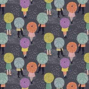 April Showers - Small Print