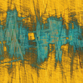 painterly-city_burnt yellow