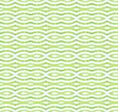White/Green Cabana