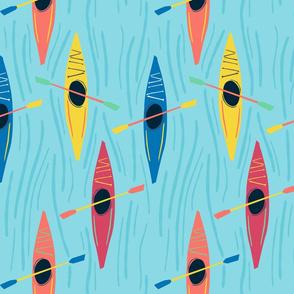 Kayak Kolors