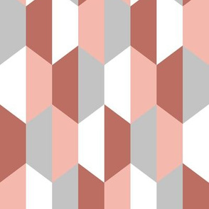 Terracotta trapezoids