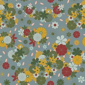 Flowers Abound 159sp