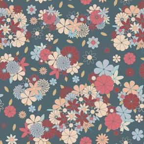 Flowers Abound 152sp