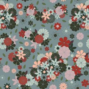 Flowers Abound 155sp