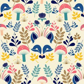 Woodland Fox - Jumbo