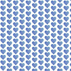 """Denim Hearts"" by CRIDesigns ©"