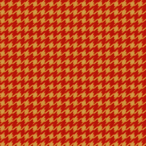 houndstooth-red_orange