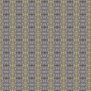 Purple patina stripes