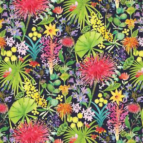 Australian Flora Mash up