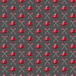 helmet fabric, wallpaper & gift wrap - Spoonflower