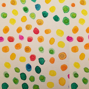 happy dots