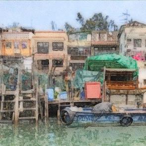 Hong Kong Scenes - Tai O #2 (small)
