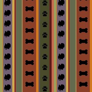 Dog Stripes Thanksgiving_Medium Scale