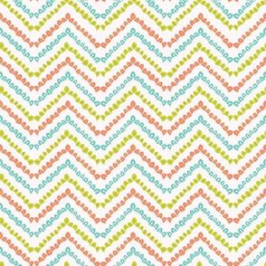 Pretty geometric chevron pattern. Seamless repeating.