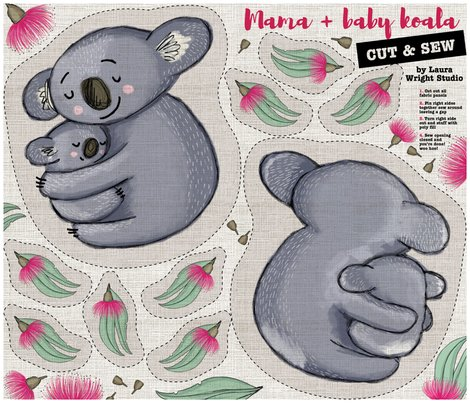 Koala-fat-quarter_shop_preview