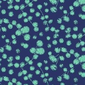 Australian Floralscape: Golden Wattle