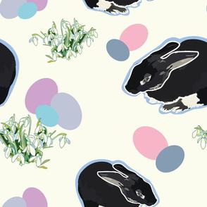 white_black_easter_rabbit_single_01_seaml_stock