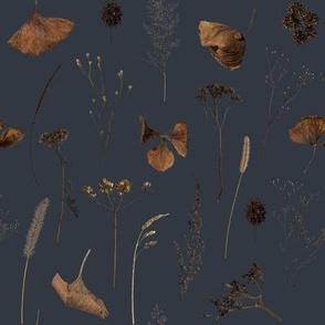 Dried Flowers // Tuna Navy