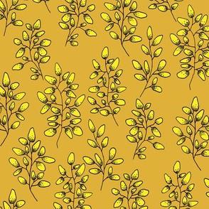 Blaetter s-gelb