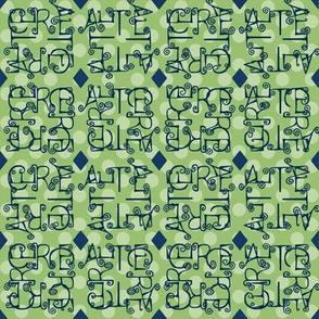 CREATE GREEN