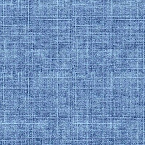classic blue linen, 2020 style