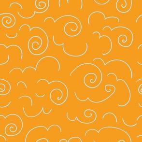 Clouds Scrolls
