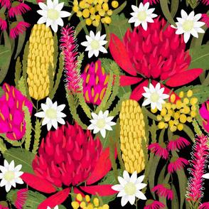Australian Flora - large scale