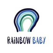 boy rainbow baby 6 loveys 18x18""